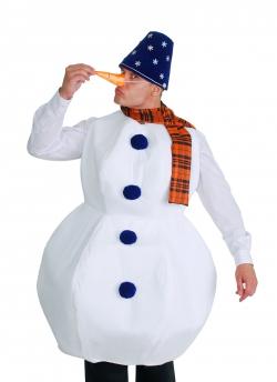 Снеговика взрослого