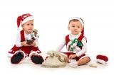 Помощницы Санты. Санта-клауса