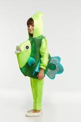 Рыбки зеленой
